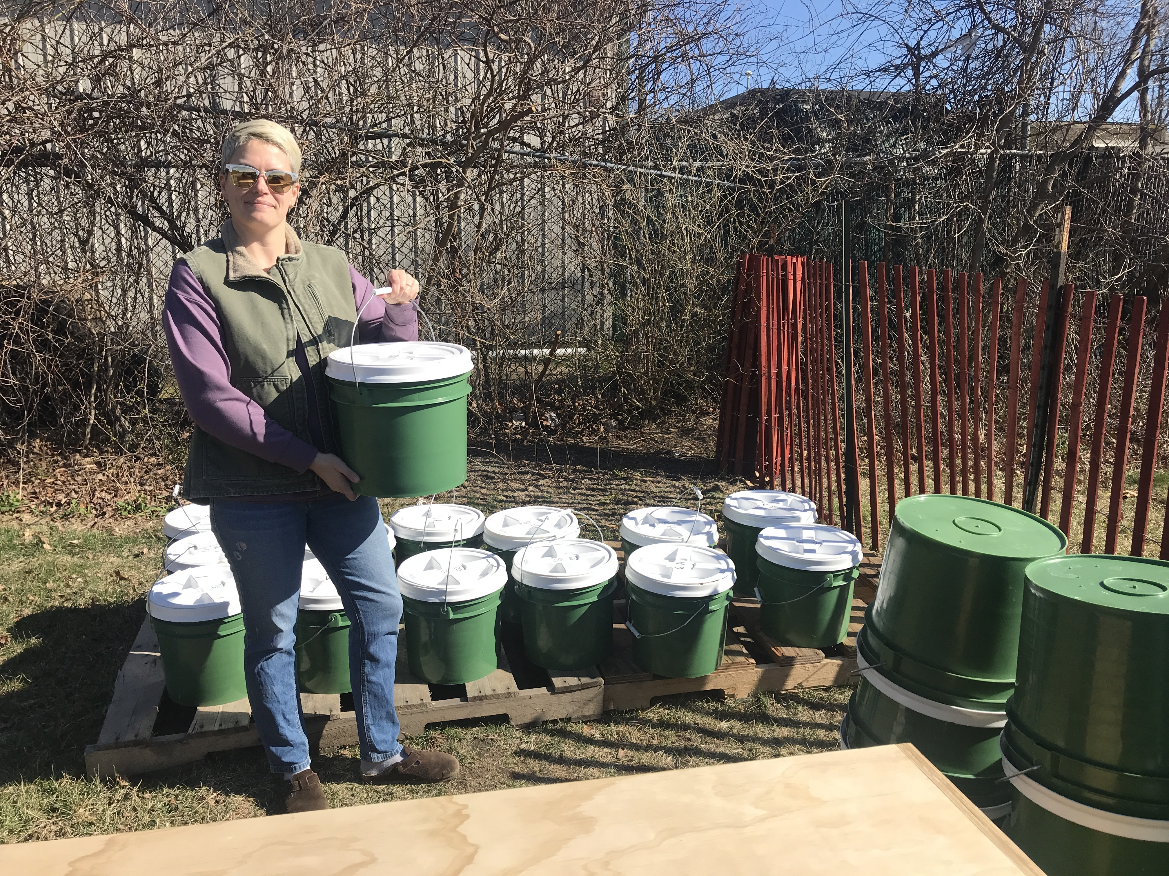 Drawdown East End Food Waste Pilot Program in Southold Town