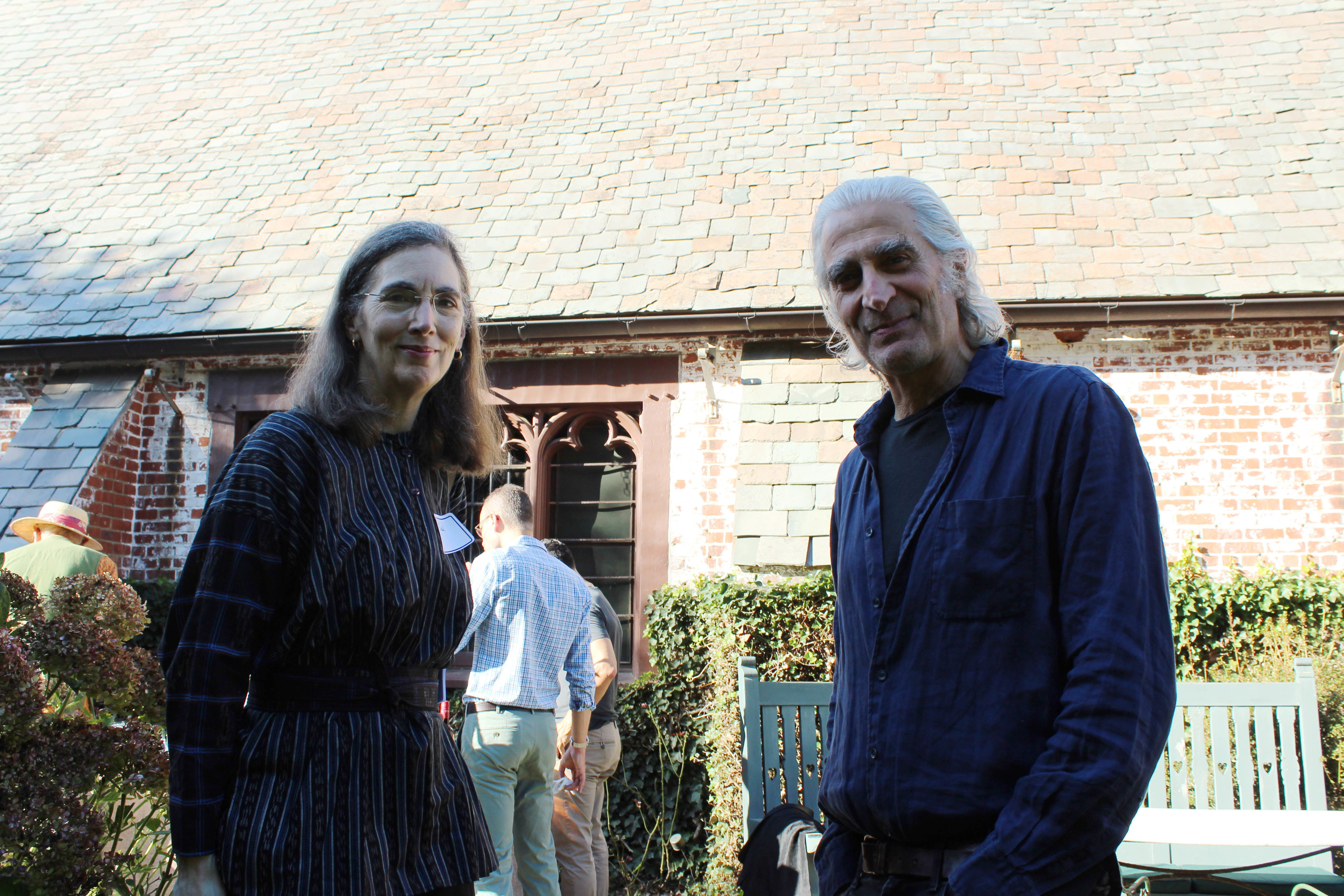 Gail Levin And Richard Brockman Sm