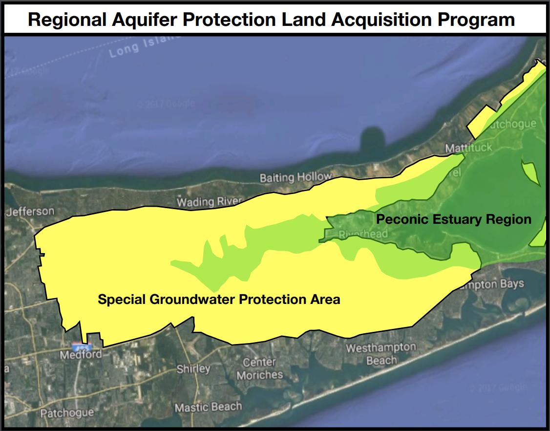 New York State Grants Seeding Programs at Peconic Land Trust