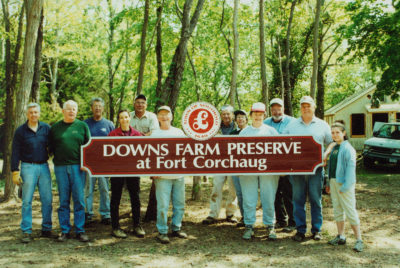 Downs Farm Preserve Crew